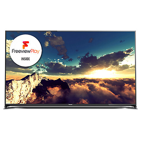Panasonic Viera TX-65CX802B LED 4K Ultra-HD 3D 65-inch Smart