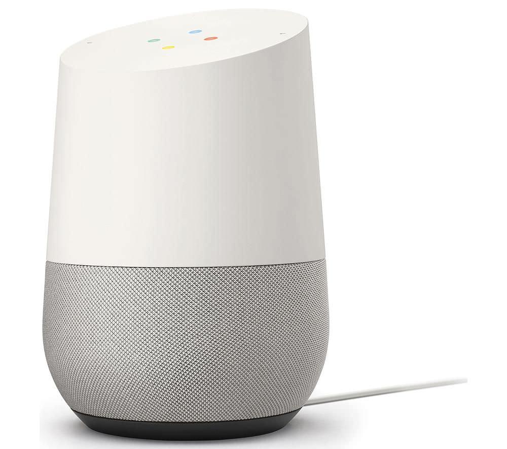 5 Off Google Home Hands Free Smart Speaker With Code 163 122