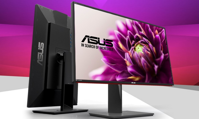 asus pa328q 31 5 inch wide ips led 4k monitor at bt shop. Black Bedroom Furniture Sets. Home Design Ideas