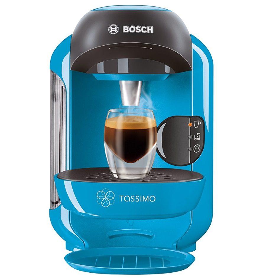 bosch tassimo coffee machine manual