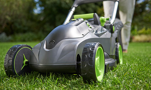 Cordless Lawnmower Grass Trimmer Hedge Trimmer And