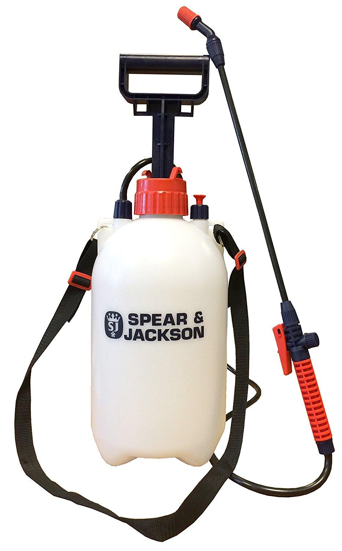 Spear Amp Jackson Pump Action Pressure Sprayer 5 L