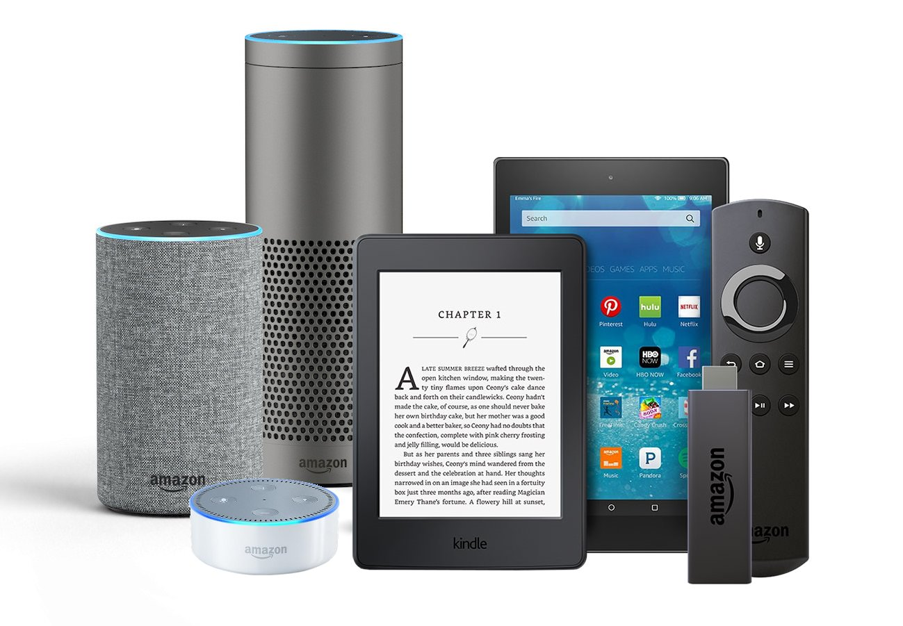 Massive Savings On Amazon's Devices: Fire 7 Tablet With
