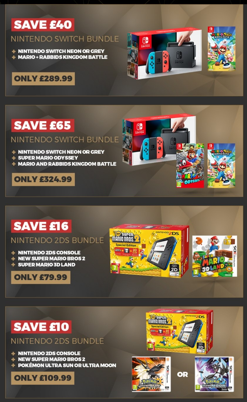 Nintendo 3ds best deals uk