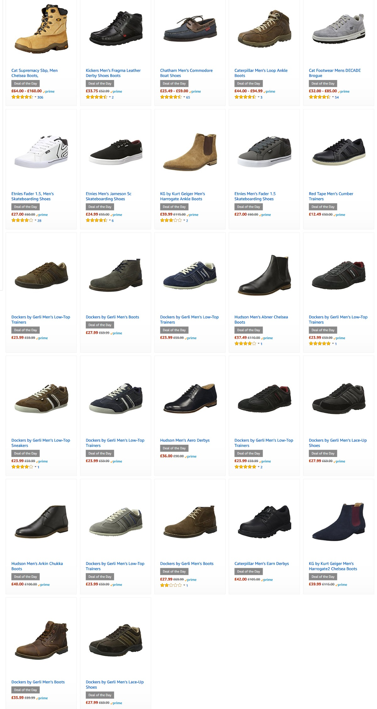0e29c90092df5 Up to 65% OFF Men's Shoes - Kickers Men's Fragma Leather Derby Shoes ...