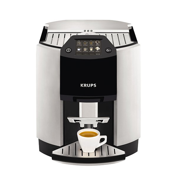 130 off krups espresseria ea9010 bean to cup coffee machine at ideal world. Black Bedroom Furniture Sets. Home Design Ideas