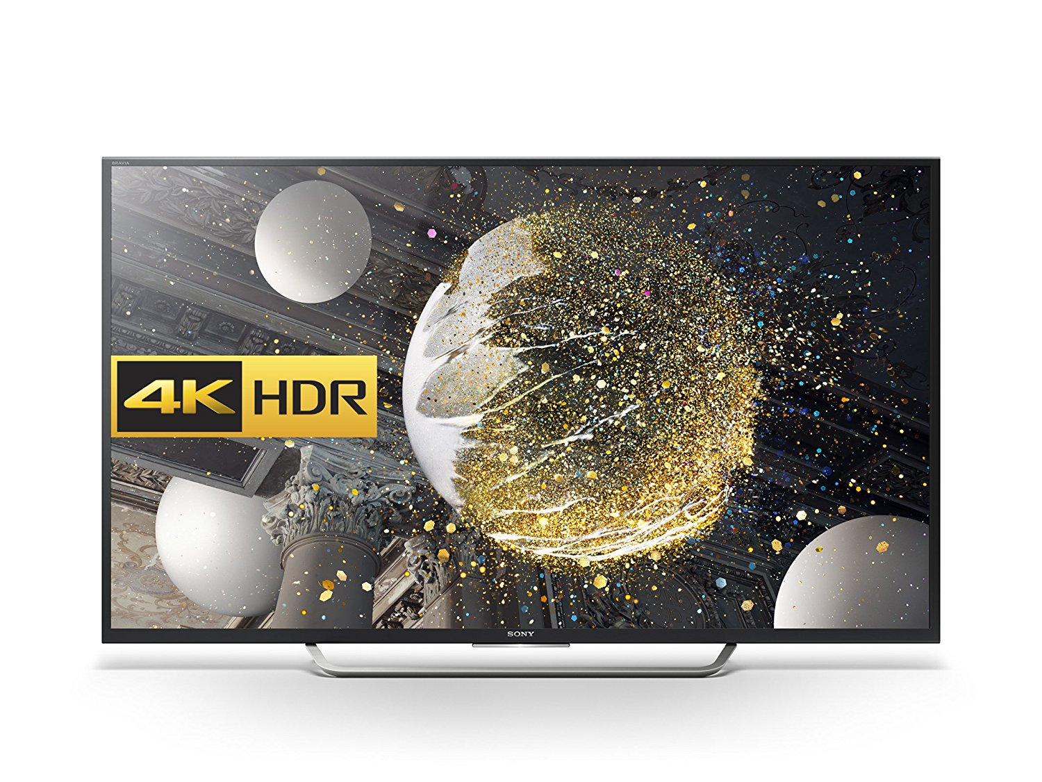 03ca5144552d Sony Bravia KD65XD7505 65″ Android 4K HDR Ultra HD Smart LED TV with  Youview & Freeview HD £1,433.59 at Amazon