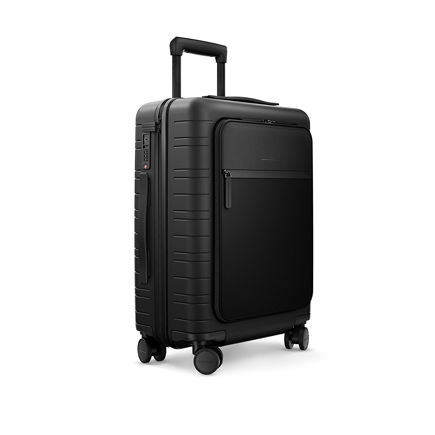 Horizn studios carry on suitcase cabin trolley model m for Best cabin luggage