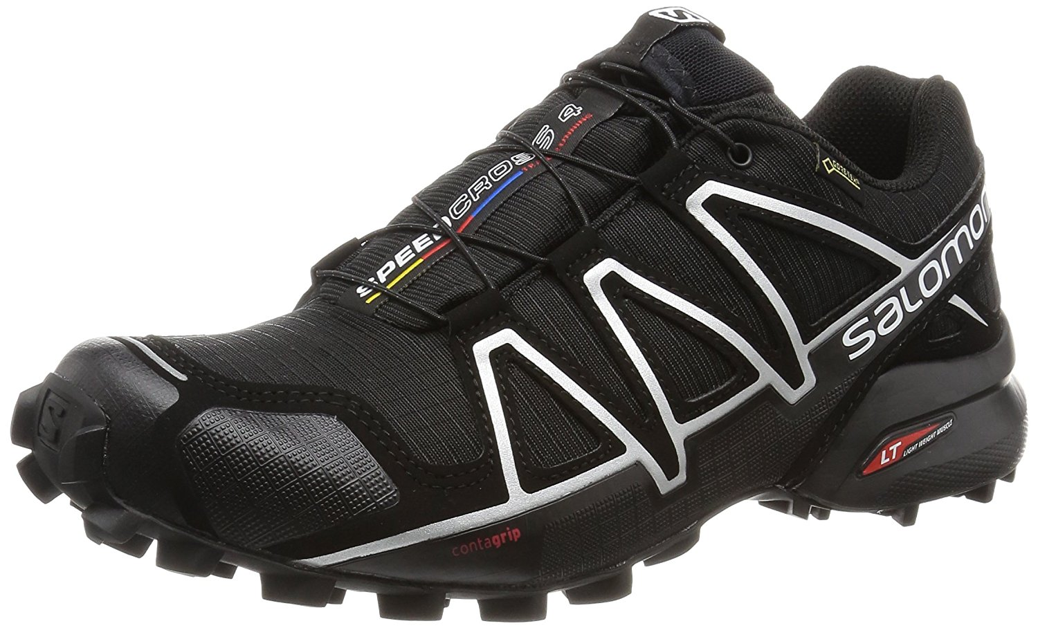 Trail Gtx Salomon At Speedcross 4 £80 Running 13 Amazon Shoes Men's WrCedBxo