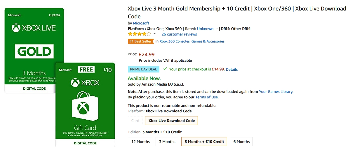 how to check if xbox live membership expires