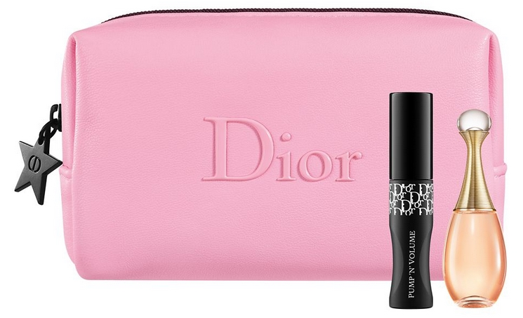 Dior J'adore Beauty Minis Pouch Set gift with purchase