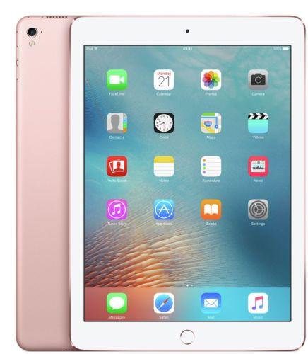 Apple Ipad Pro 9 7 Inch Retina Display 32gb Wifi Tablet
