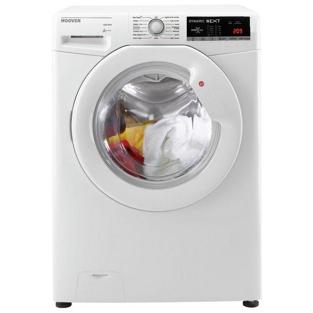 hoover dxoa69lw3 9kg 1600 spin washing machine. Black Bedroom Furniture Sets. Home Design Ideas