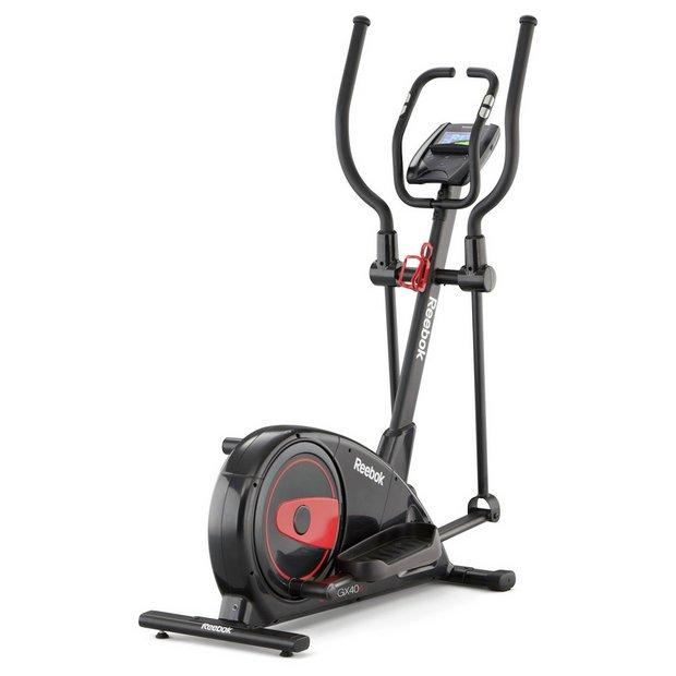 Gym Equipment John Lewis: Reebok GX40s One Electronic Cross Trainer £279.99 @ Argos