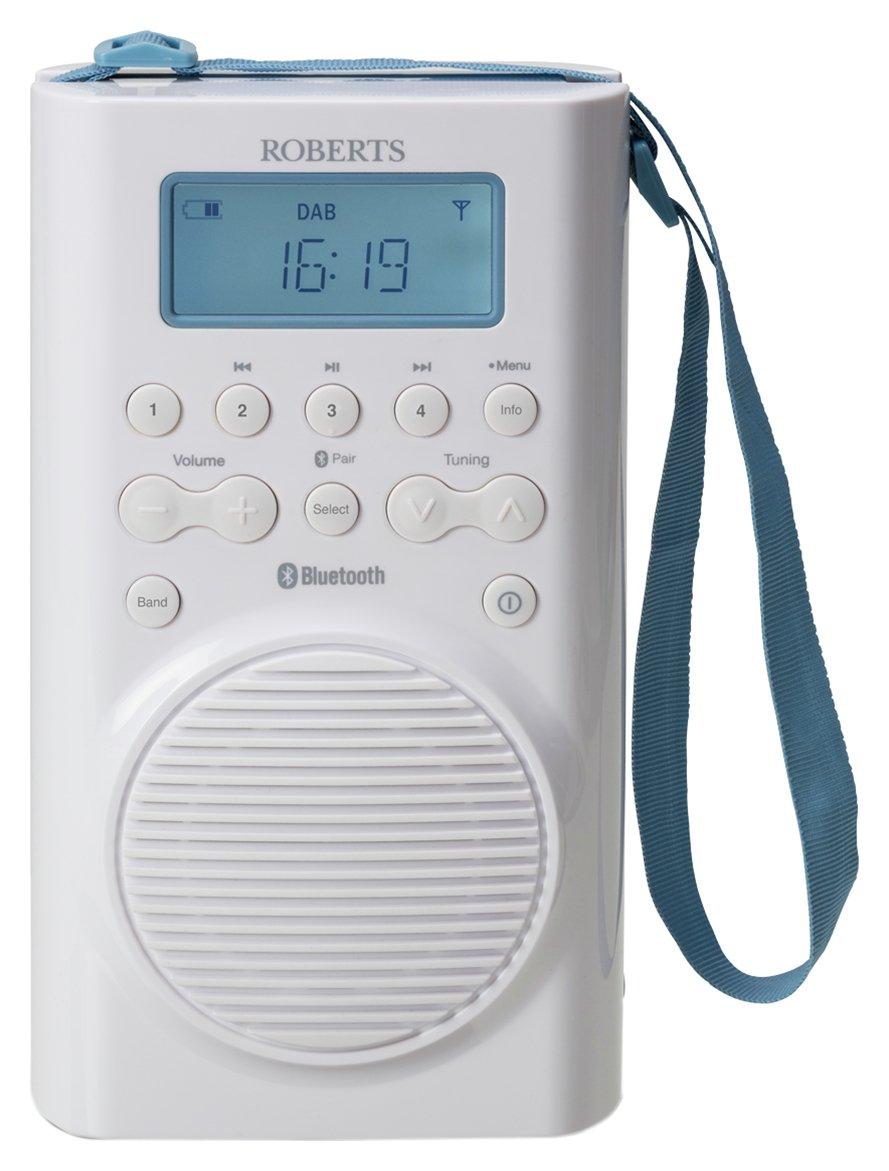 Roberts Splash DAB+ Shower Radio- White £89.99 @ Argos ...