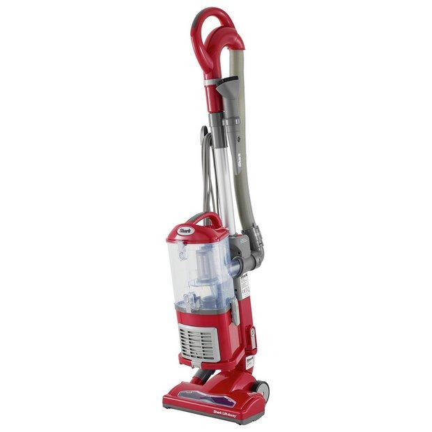 Shark Nv590ukr Lift Away Bagless Upright Vacuum Cleaner 163