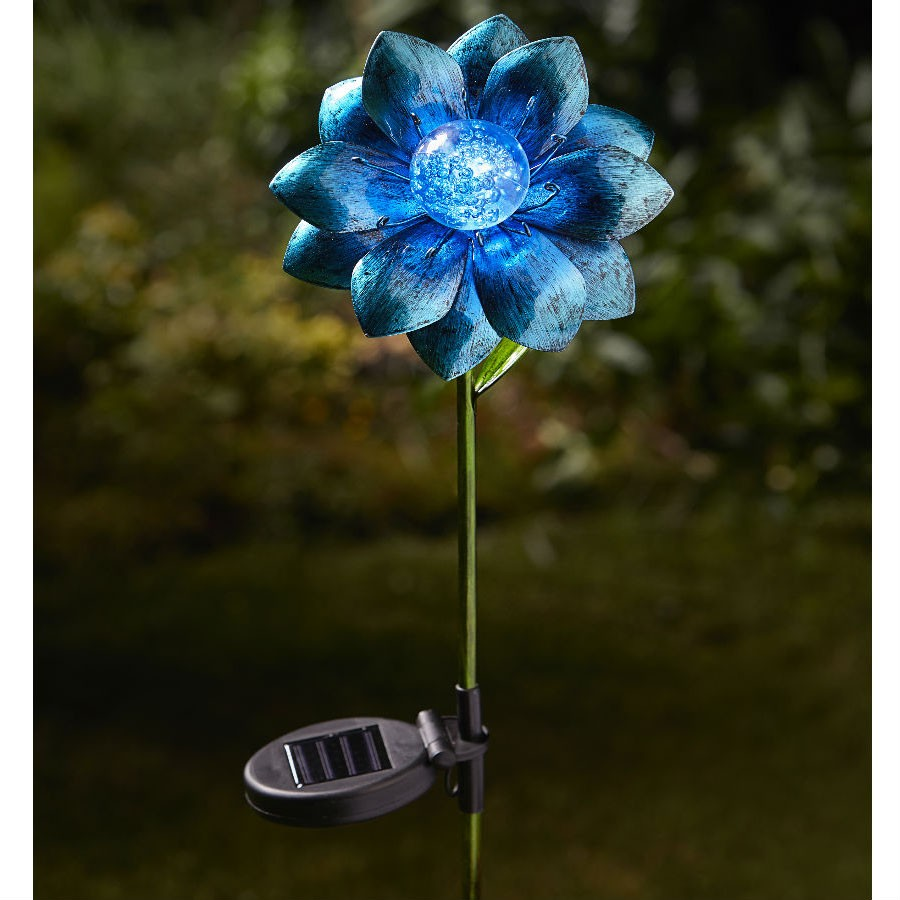 Smart Solar Floral Delights Stake Light 163 5 00 Robert Dyas Kashy Co