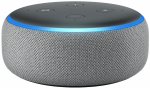 Amazon echo dot grey