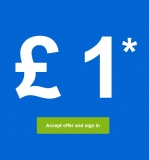 Max £1 Selling Fees @ eBay – Quick, Ends Monday