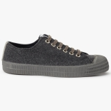 Novesta Star Master Felt Trainers, Dark Grey £34 at John Lewis