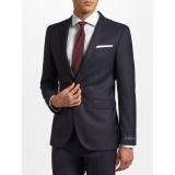 John Lewis Ermenegildo Zegna Super 160s Wool Twill Half Canvas Tailored Suit Jacket, Navy £122.50 @ John Lewis