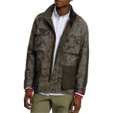 Tommy Hilfiger Camo Jacket, Green £165 at John Lewis