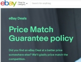 eBay Price Match Guarantee – Find it Cheaper Somewhere else? eBay will Gladly Price Match it – Shop Now!