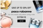 10% OFF Hugo Boss, Marc Jacobs, Yves Saint Laurent, Gucci, Armani and More with Code at Fragrance Direct