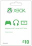 Get Microsoft £10 Gift Card (Xbox One/360) for Only £8.59 @ CD Keys
