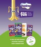 Free Cheestrings Snack Mix Pack at Asda via Shopmium App 🆓🆓🆓