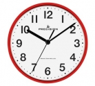 Precision Radio Controlled Wall Clock – Red £8.49 at Argos