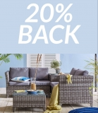 20% Back on Garden Furniture with Code at Very