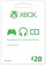 Microsoft Gift Card – £20 (Xbox One/360) £16.79 @ CD Keys