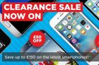 Up to £150 OFF at Envirofone Clearance Sale