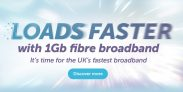 1GB Hyperoptic Broadband £48 a Month for 12 Months at Hyperoptic