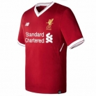 10% Off 2017-2018 Liverpool Home Football Shirt £58.49 at UKSoccershop
