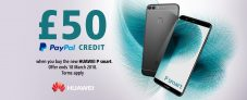 £50 PAYPAL CREDIT When You Buy Huawei P Smart from Selected Retailers – Ends March 18th