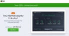 AVG Internet Security 20% OFF + 5% EXTRA – £37.99 with Code at AVG
