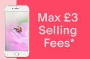£3 Max Selling Fees at eBay – 15th – 18th June