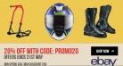 20% Off Ghostbikes on eBay Using Code
