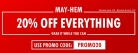 HUGE Savings at Euro Car Parts eBay Store with This 20% Off Code