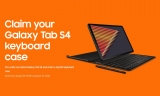 Free Keyboard Case with Samsung Tab S4 10.5 Inch Tablet £599 at Argos
