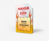 Get a Mahoosive 100GB Data for Only £20 at Virgin Media 🔥 🔥 🔥