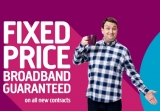 Plusnet Fixed Price Unlimited Fibre & Line Rental + £50 Cashback, £23.99 for 18 Months & £5 Activation Fee @ Plusnet