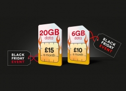 20GB Data For £15 or 6GB Data For £10 and More at Virgin Mobile