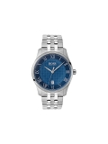 HUGO BOSS Men's Master Bracelet Strap Watch, Silver/Blue £159.00 @ John Lewis & Partners