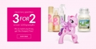 3 For 2 Mix & Match at Very