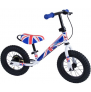 Kiddimoto Super Junior Max Union Jack Balance Bike 2019 £89.99 @ Chain Reaction Cycles