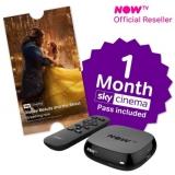 NOW TV Box + 1 Month Sky Cinema Pass £5 @ B&M
