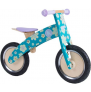 Kiddimoto Fleur Kurve Balance Bike 2019 £70.99 @ Chain Reaction Cycles